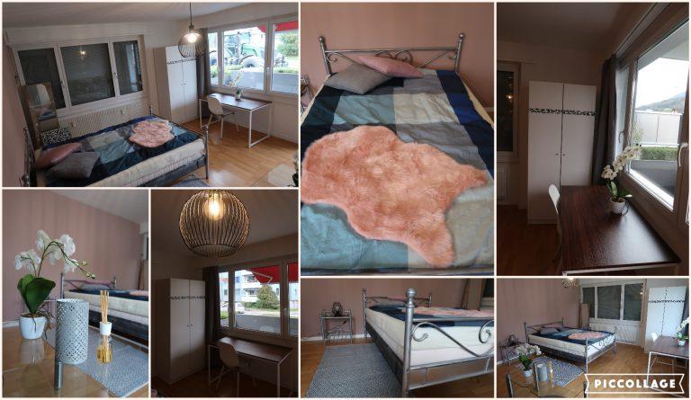 Wohnung Buchs Rheintal CosyHost